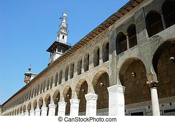 damašek, mešita