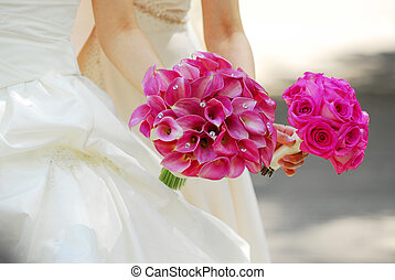 dama honra, noiva
