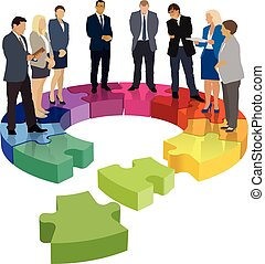 Damaged organizational structure - The problem with the...