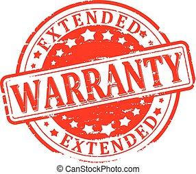 Damaged Red Seal - Warranty extende