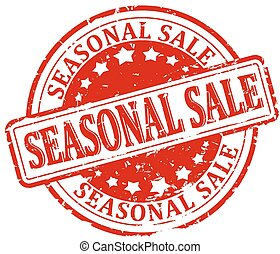 Damaged Seal - seasonal sale