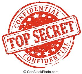 Damaged Seal - Top Secret - Confide