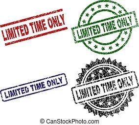 Damaged Textured LIMITED TIME ONLY Stamp Seals