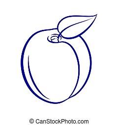 damasco, ícone