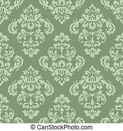 damask, mønster