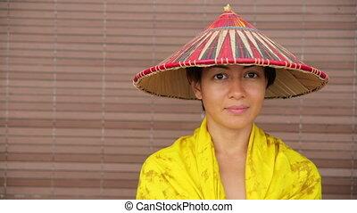 Asiatique Dame datant