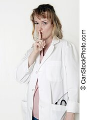 dame, doktor