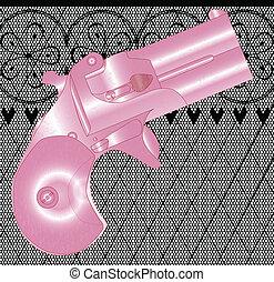 damen, gevär