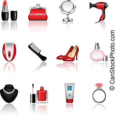 damski, accesories