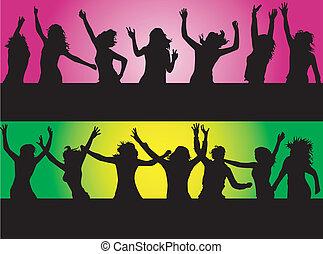 dança, deixe-nos