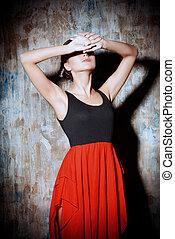 dança, latim