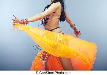 dançar barriga