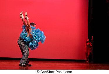 dançar moderno