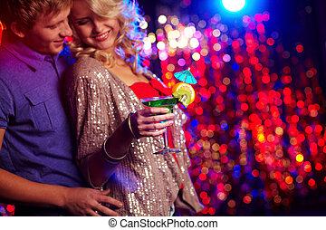 dançar, par