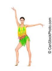 dançarino, latim
