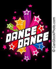 Dance Dance Flyer Design