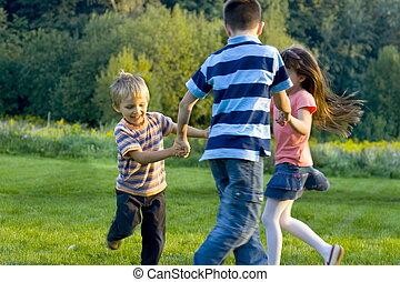 dance - dancing children