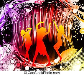 Dance - dancing women