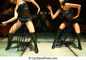 dance girl night club 2