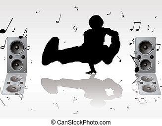 dance música