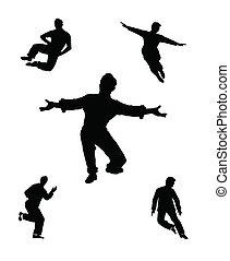 dance men templates