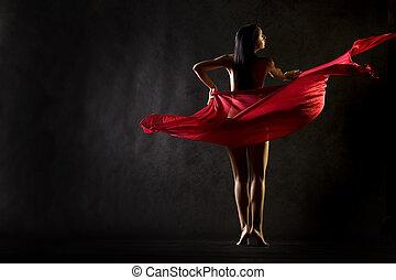 Dance nude