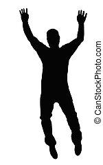 Dancing Boy Walking on Toes