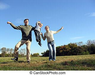 dancing family - dancing or something else doing family :-)