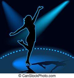 Dancing Girl 06