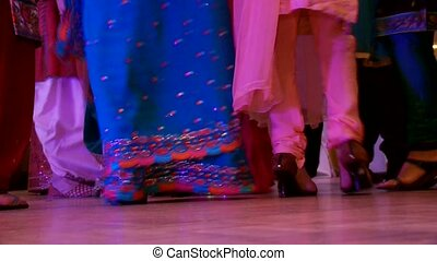 Dancing People, India