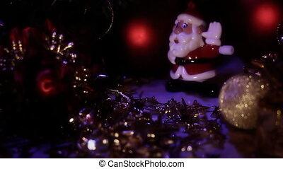 Dancing Toy Santa Claus 3 - Dancing Toy Santa Claus. Santa...