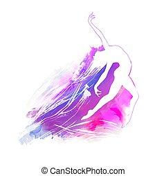 dancing vector 1