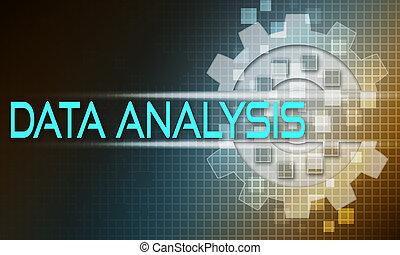 dane, mechanizm, pojęcie, analiza, technologia, tło, tekst, gears.