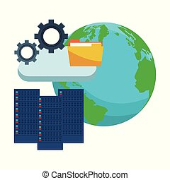 dane, technologia, środek