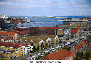 danemark, copenhague