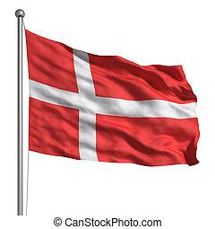 Danemark, drapeau