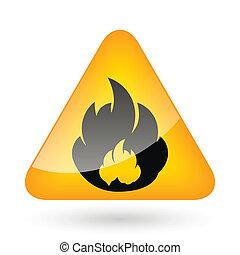 Danger Flame Sing