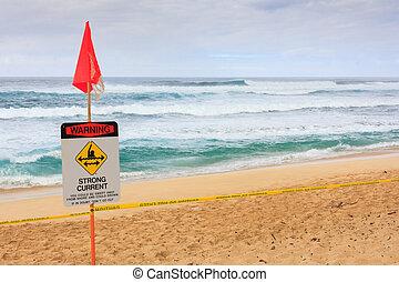 Danger in Hawaii