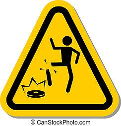 Danger mines - Creative design of danger mines