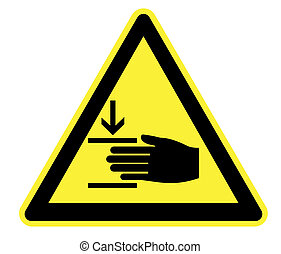 Danger of harming your Hands