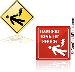 Danger of shock