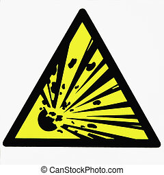 Danger of the explosion