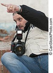 danger., photographe