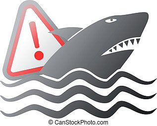 Danger shark