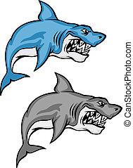 Danger sharks