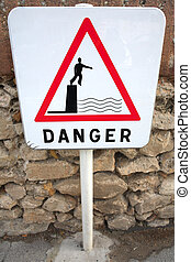 Danger Sign 01