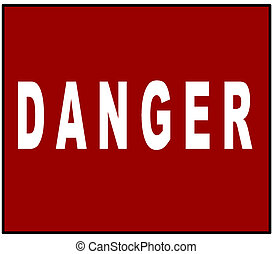 Danger Sign - clipart road construction danger sign with...