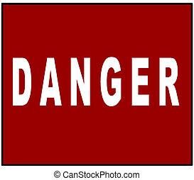 Danger Sign - clipart road construction danger sign with...