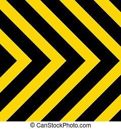 Danger tape line background illustration
