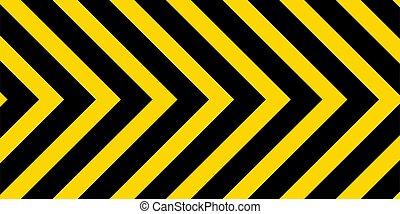 Danger tape line road background
